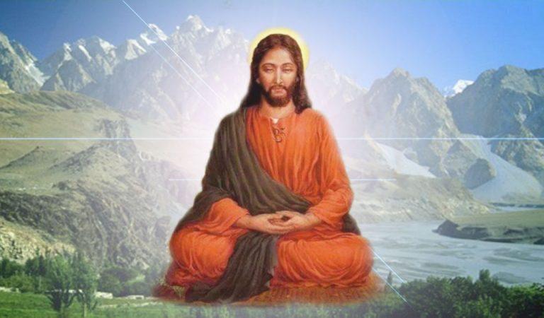 Jesús no habría muerto en la cruz – Su paso por la India