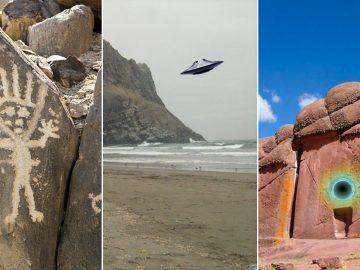 Misterios de Perú: entre geoglifos antropomorfos, bases alienígenas y portales estelares