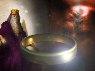 Salomón: El misterio del Anillo del Arcángel San Miguel