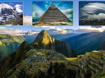 Estos son los siete lugares más energéticos del mundo
