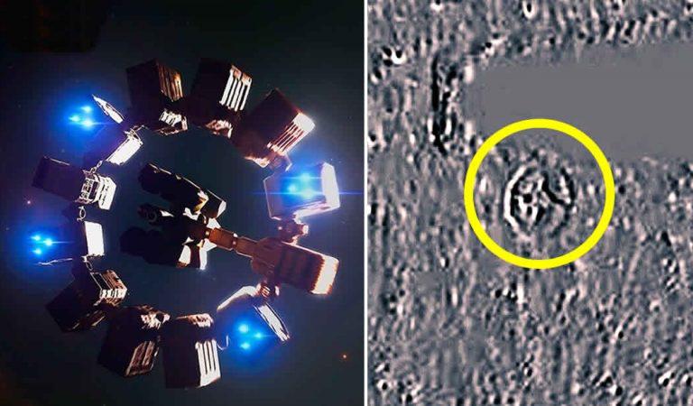 Sonda SOHO capta gigantesca «nave alienígena» viajando por el Sistema Solar, afirma investigador