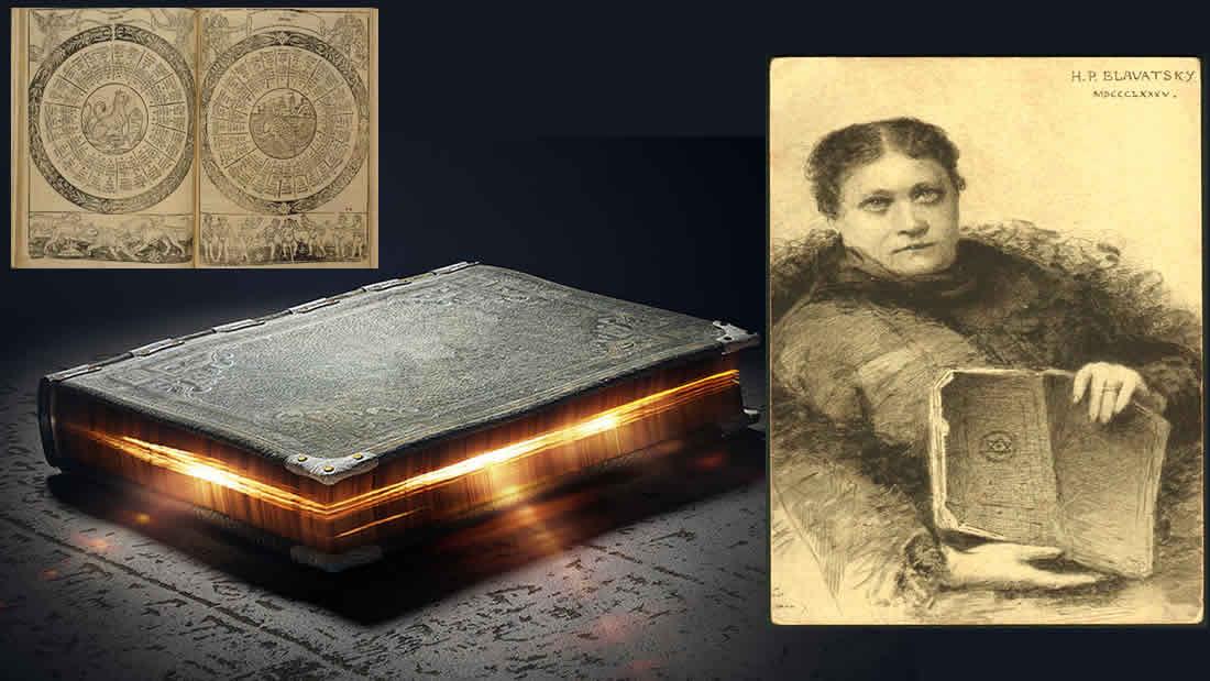 Stanzas de Dzyan: «Historia secreta de un libro condenado»
