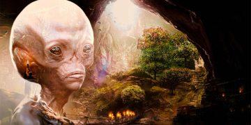 «Sunkie», o «amaikok», criaturas intraterrenas guardianes del laberinto