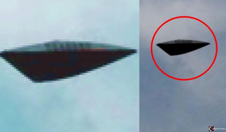 «Triángulo negro» volador es fotografiado en cielo de Reino Unido