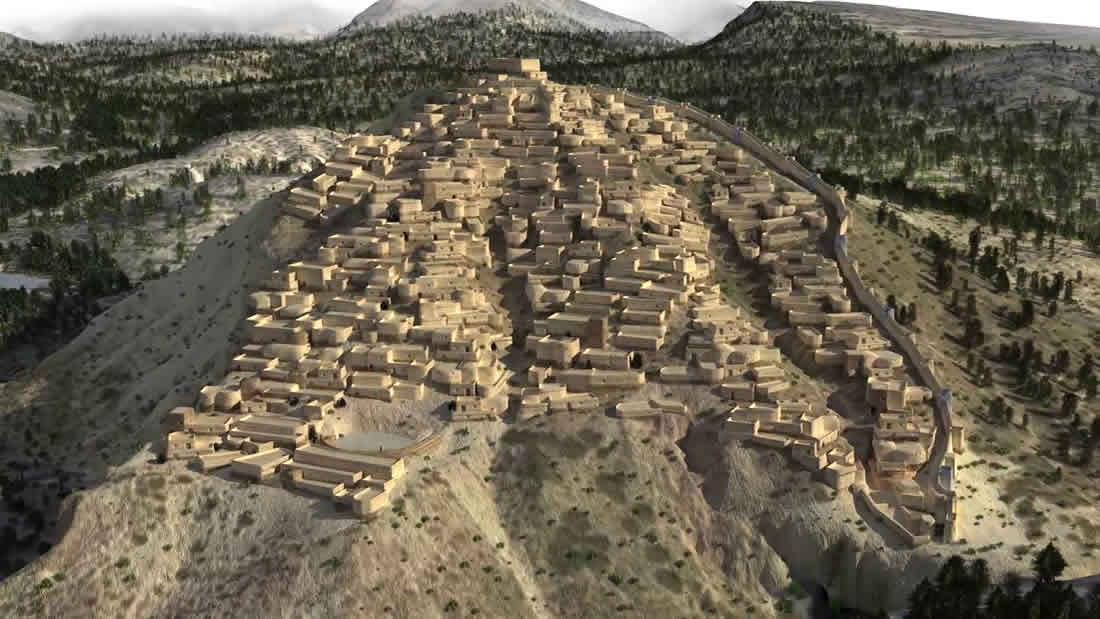 Una civilización desconocida de al menos 4.200 años es hallada en España
