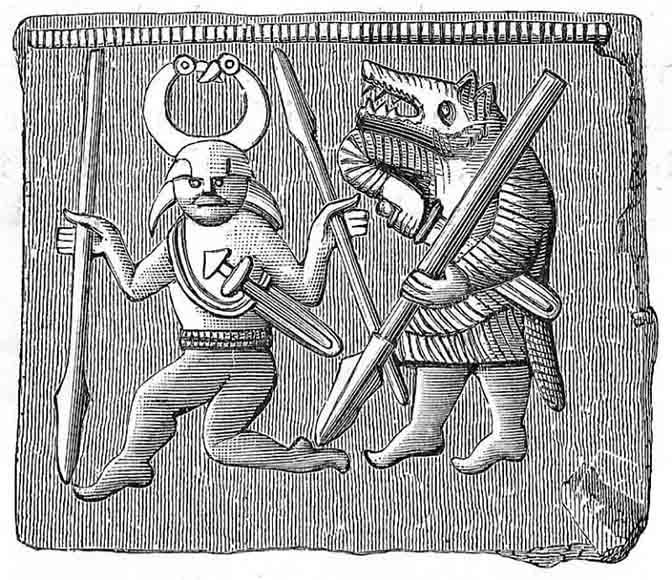 El Secreto de los Berserkers: invencibles vikingos guerreros de élite