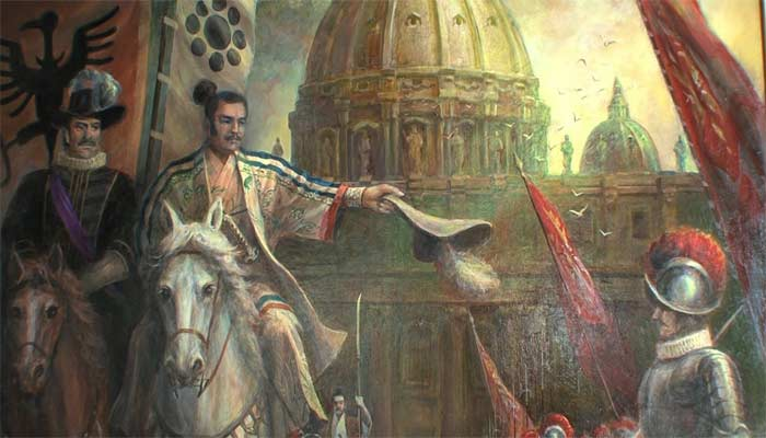 Un samurái visitó México hace cientos de años: esta es su historia