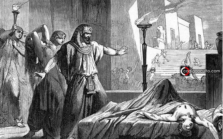 Las diez plagas de Egipto: ¿podrían explicarse por una cadena de desastres naturales?