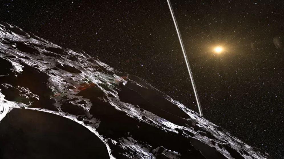 Detectan 19 «objetos» cercanos a Júpiter que vendrían de fuera del Sistema Solar