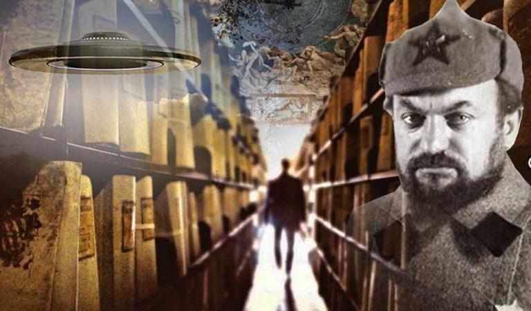 Científico ruso habría hallado «documentos OVNI» en Archivos del Vaticano