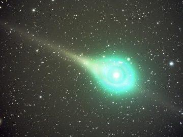 Cometa «Atlas» se acercará a la Tierra en mayo y será tan brillante como la Luna (Vídeo)