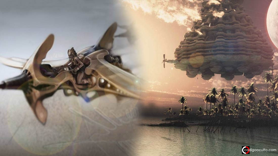 ¿Cómo funcionaban las Vimanas? Poderosas máquinas voladoras en India hace 6.000 años
