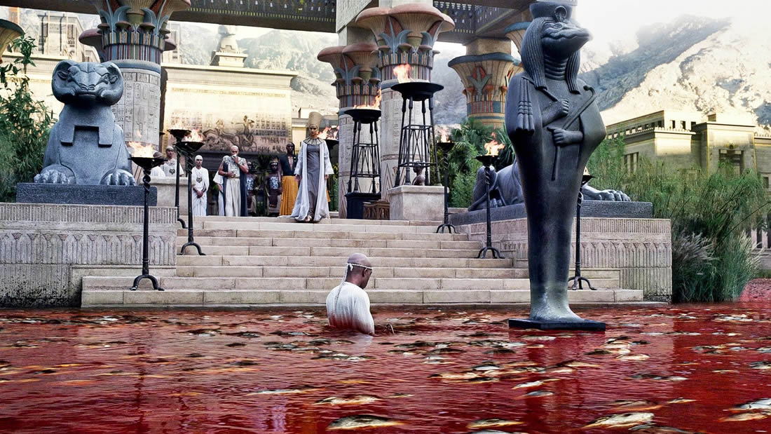 Las diez plagas de Egipto: ¿una explicación lógica o un mensaje divino?