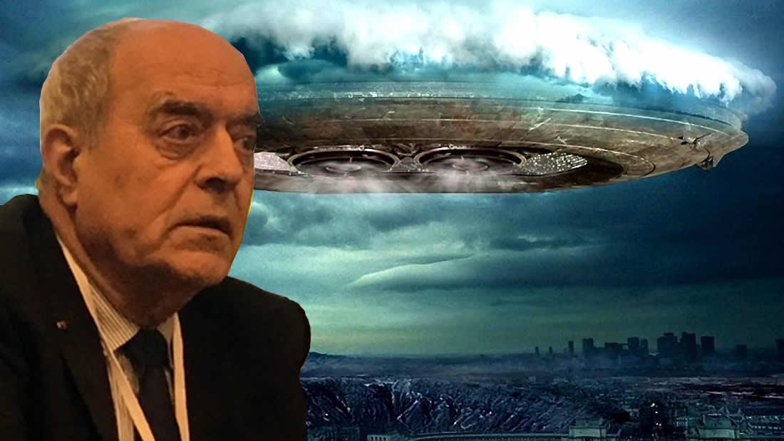Ex director de Servicio de Inteligencia de Francia: «OVNIs vienen de mundos paralelos»