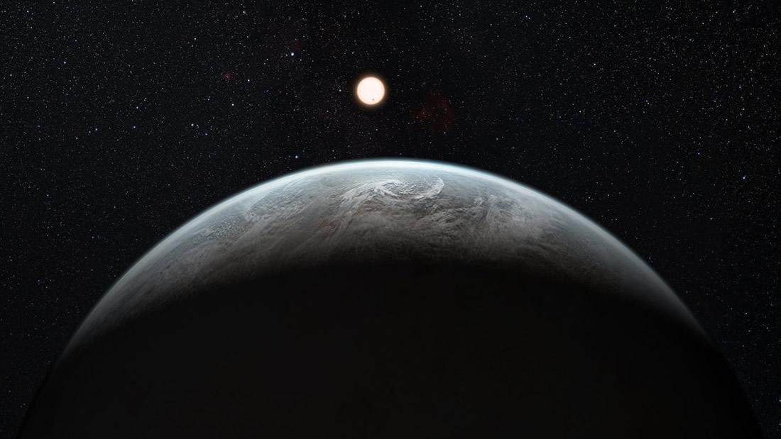 Hallan una supertierra posiblemente habitable que orbita una «estrella cercana»
