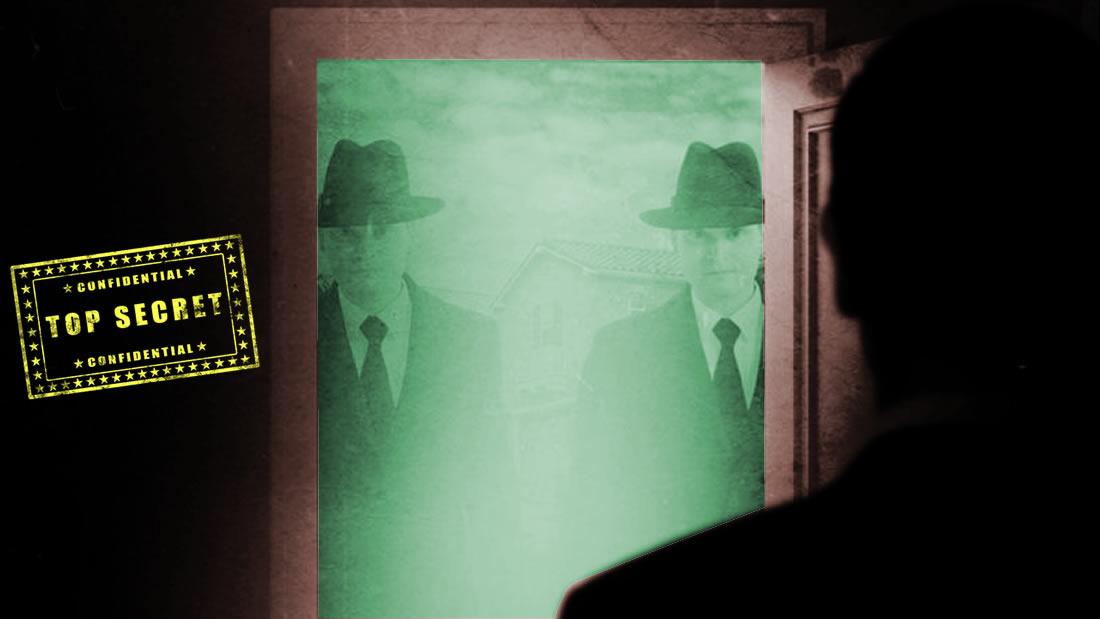 Los Hombres de Negro trabajarían para una «agencia secreta» gubernamental (Vídeo)