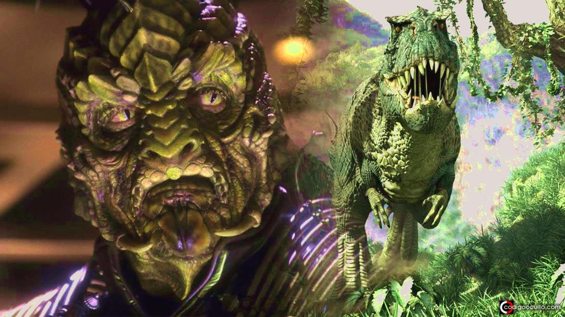 Humanoides reptiles podrían haber existido en mundos alienígenas, expone estudio científico