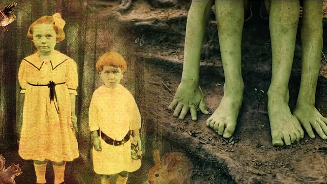 La insólita historia de los «Niños Verdes intraterrestres» de Woolpit, Inglaterra