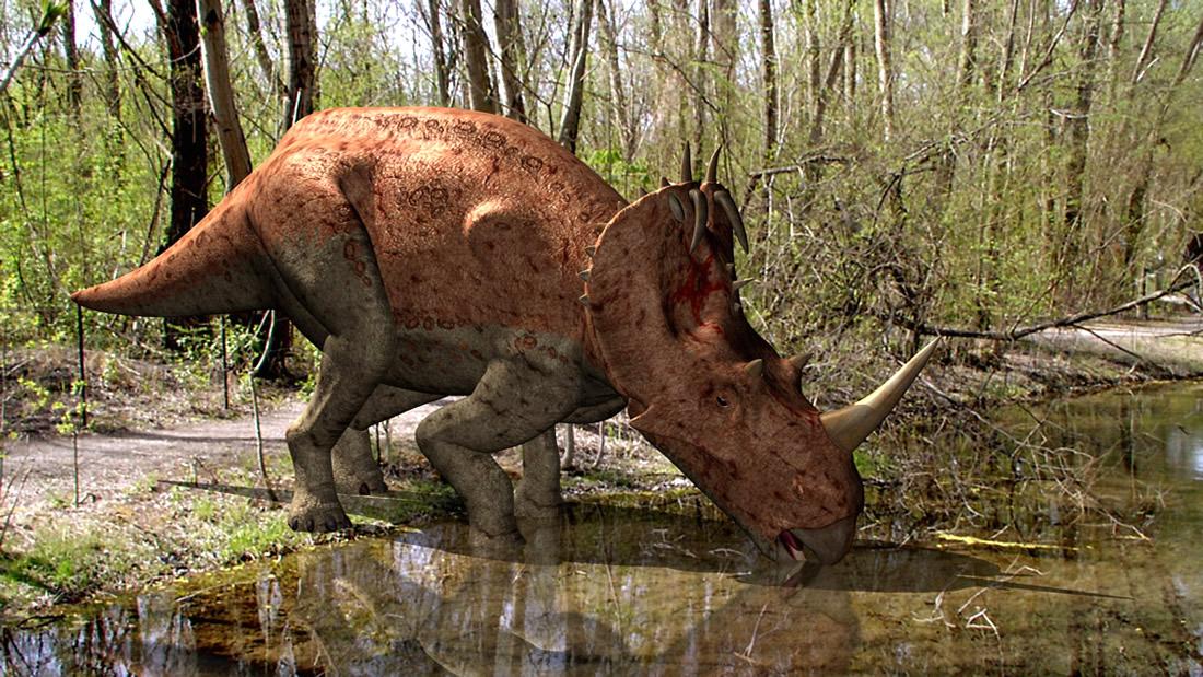 Investigadores descubren posible ADN de dinosaurio