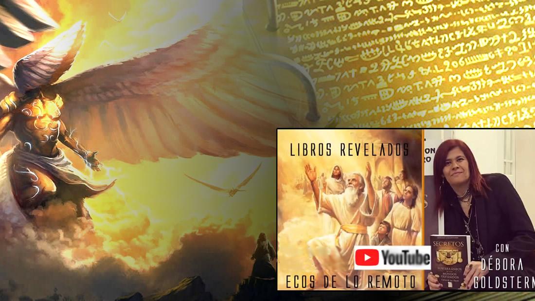 Libros Revelados: Libro de Enoc y el Libro del Mormón (Vídeo)