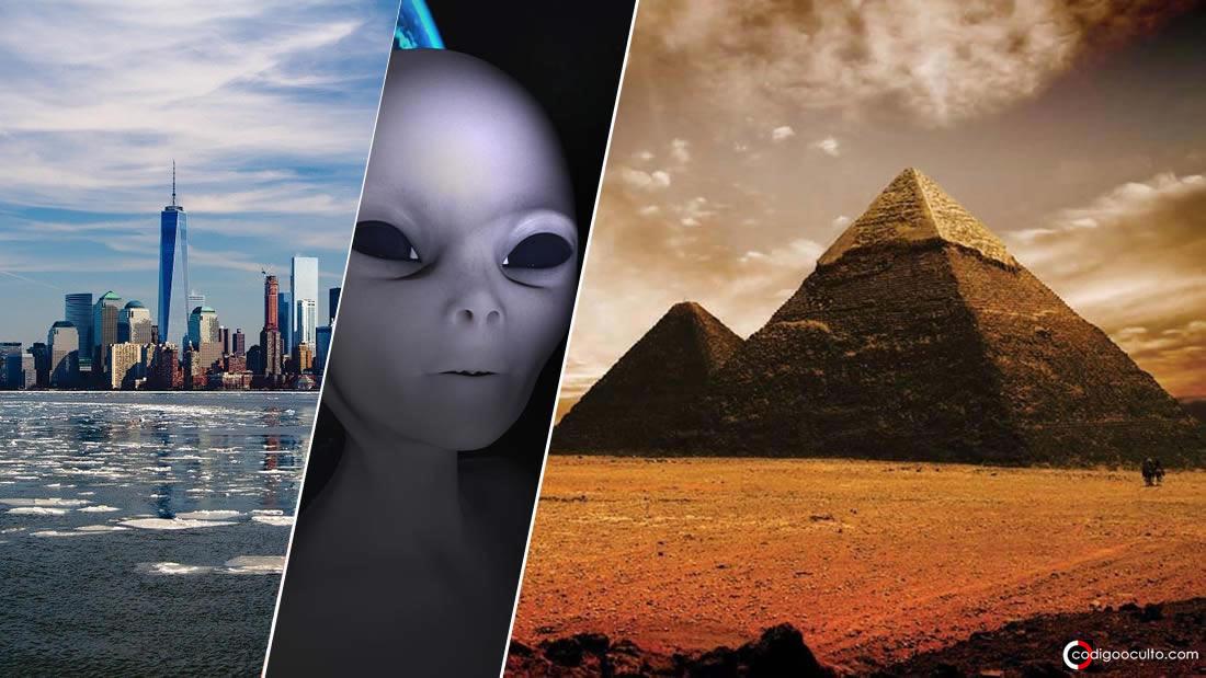 Profecías de la Gran Pirámide: predicciones sobre guerras y contacto con otros mundos