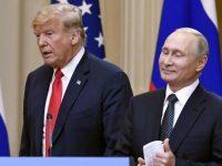 Putin ofrece ayuda a EE.UU. en medio de la pandemia y Trump la acepta agradecido