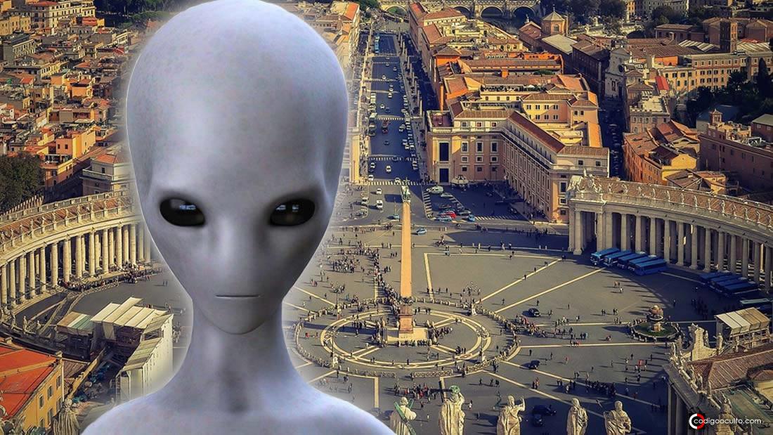 ¿Qué ocurriría con la religión católica si anuncian la existencia de vida alienígena?