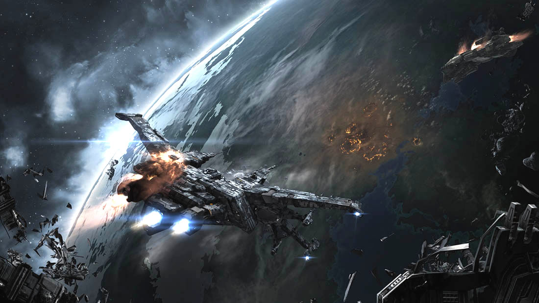 Nave «alienígena» destruida habría sido encontrada por los rusos en la órbita terrestre