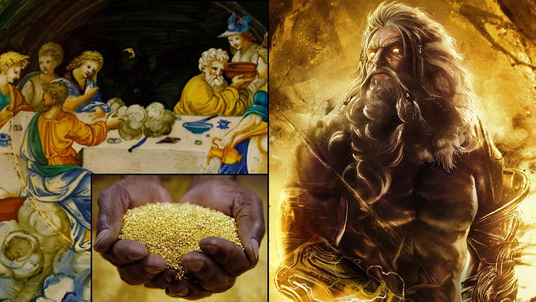 El Secreto de la Inmortalidad de los dioses antiguos: sustancias de origen misterioso