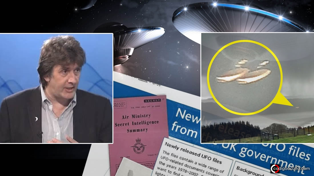 Secretos revelados: archivos desclasificados del «Área 51» del Reino Unido