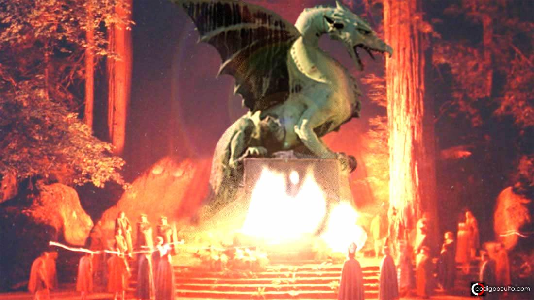 Sociedad Secreta del Dragón Verde y el Nuevo Orden Mundial