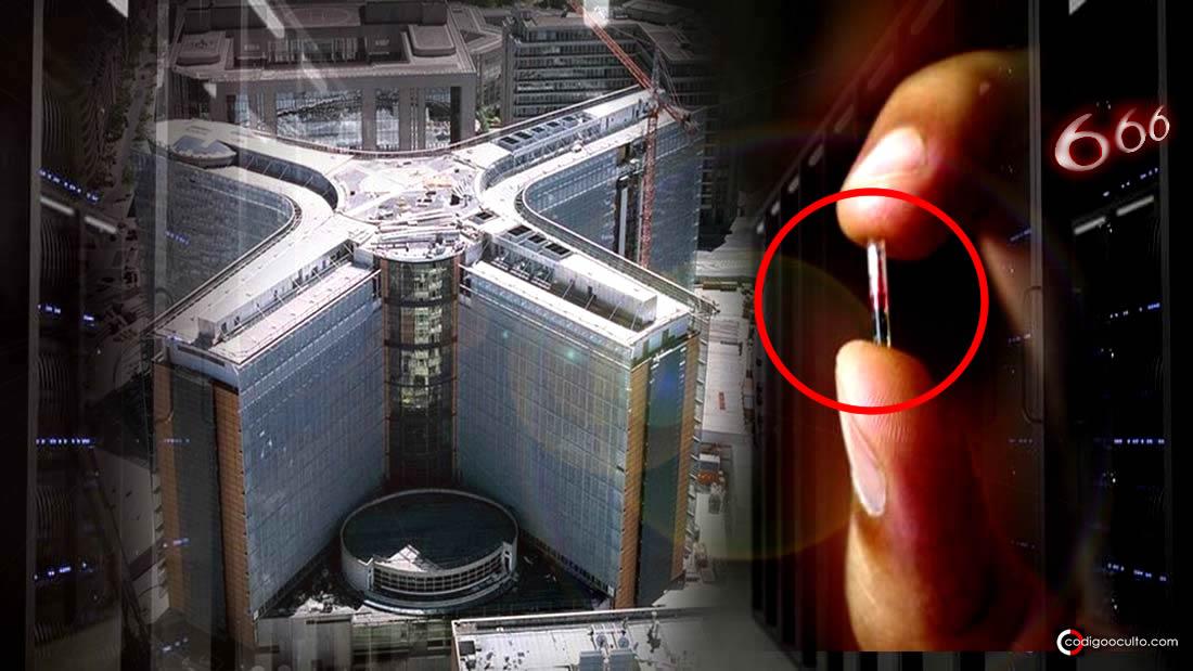 Supercomputadora de Bruselas «La Bestia» ¿Encargada de implantar microchips a la humanidad?
