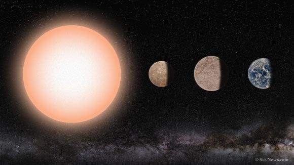 Hallan una supertierra posiblemente habitable «a solo 12 años luz»