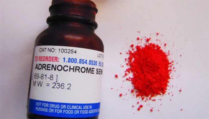 Adrenocromo, la sustancia «divina» de los Illuminati
