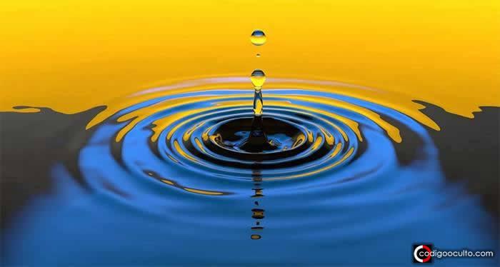 El agua y sus secretos: agua tiene una memoria mucho más larga que nuestras vidas transitorias
