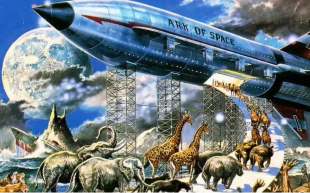 ¿Era el Arca de Noé un Banco de ADN para preservar las especies?