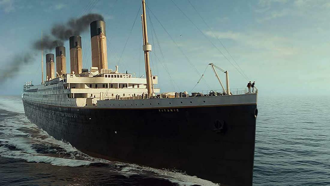 Cortarán casco del Titanic para recuperar el telégrafo inalámbrico Marconi