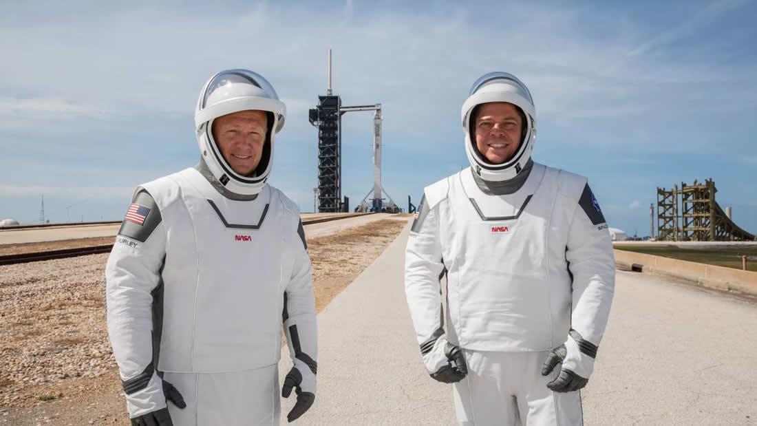 Crew Dragon: ¿qué podemos esperar de la primera misión espacial tripulada de SpaceX?
