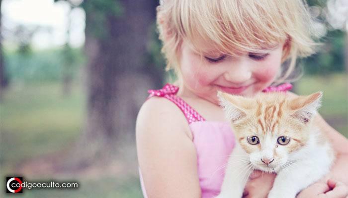 Niños que crecen con mascotas serán adultos más sensibles, comprensivos y exitosos