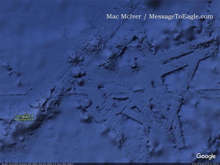 Estructura submarina ENORME es descubierta en el Océano Pacífico ¿De qué se trata?