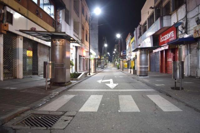 Extrañas Manifestaciones durante la Cuarentena
