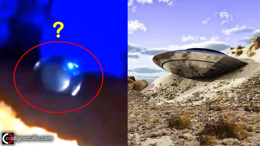 ¿Ha caído un OVNI en Brasil? Miles de testigos afirman que una «nave se estrelló» en un bosque (VÍDEOS)