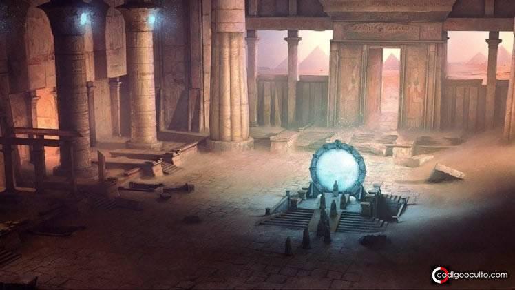 Leyendas Inca y el misterioso Disco solar que desapareció después de abrir un «Stargate»