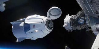 Mira EN VIVO: Crew Dragon de SpaceX se acopla a la Estación Espacial Internacional