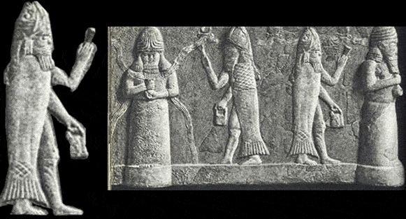 Enki y su facción Anunnaki están de regreso a la Tierra, según profecías