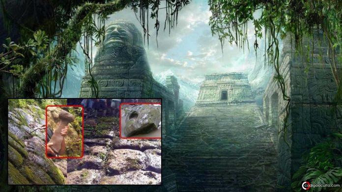 Ancestral «Ciudad de los Gigantes» hallada en el Amazonas ecuatoriano