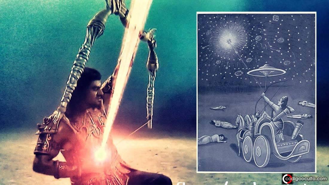 Astras: la ciencia detrás de la activación de armas antiguas hindúes