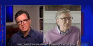 Bill Gates advierte que un «Ataque Bioterrorista» podría ser la «Pandemia 2» (Vídeo)