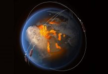 Campo Magnético de la Tierra se está debilitando gradualmente, advierte Agencia Espacial Europea