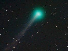 Cometa SWAN está en su mejor momento y es más visible ahora